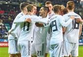 انتخابی یورو 2020|برتری قاطعانه آلمان 10 نفره در زمین استونی/ تساوی کرواسی در زمین ولز در شب صعود لهستان
