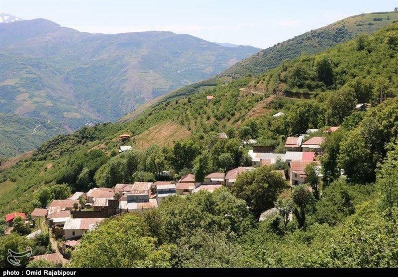 صوبہ گیلان کے گاؤں'' جیردہ'' کے حیرت انگیزمناظر+ تصاویر