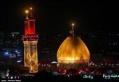 اخبار اربعین 98| شور حسینی در نقطه صفرمرزی مهران + تصویر