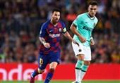 بارسلونا در اندیشه عمل به توصیه مسی برای خرید مهاجم آرژانتینی اینتر
