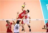 جام جهانی والیبال| شکست ایران مقابل ایتالیا؛ کامبک جواب کامبک!