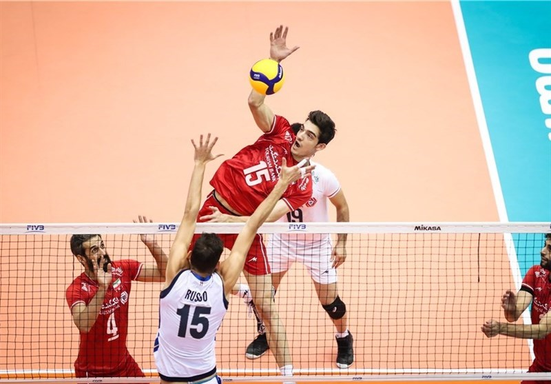جام جهانی والیبال  شکست ایران مقابل ایتالیا؛ کامبک جواب کامبک!
