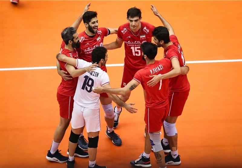 ردهبندی جدید فدراسیون جهانی والیبال اعلام شد/ ایران همچنان در مکان هشتم