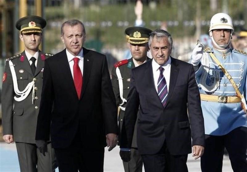 گزارش| ترکیه در شوک مواضع رئیس جمهور قبرس تُرک