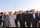 اخبار اربعین 98| بازدید معاون امنیتی وزیر کشور از مرز مهران + تصاویر
