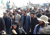 اخبار اربعین 98| مرز شلمچه بعد از مهران بیشترین تردد زائران اربعین را داشت
