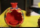 نمایشگاه تولیدات کانون پرورش فکری کودکان و نوجوانان یزد+ تصاویر
