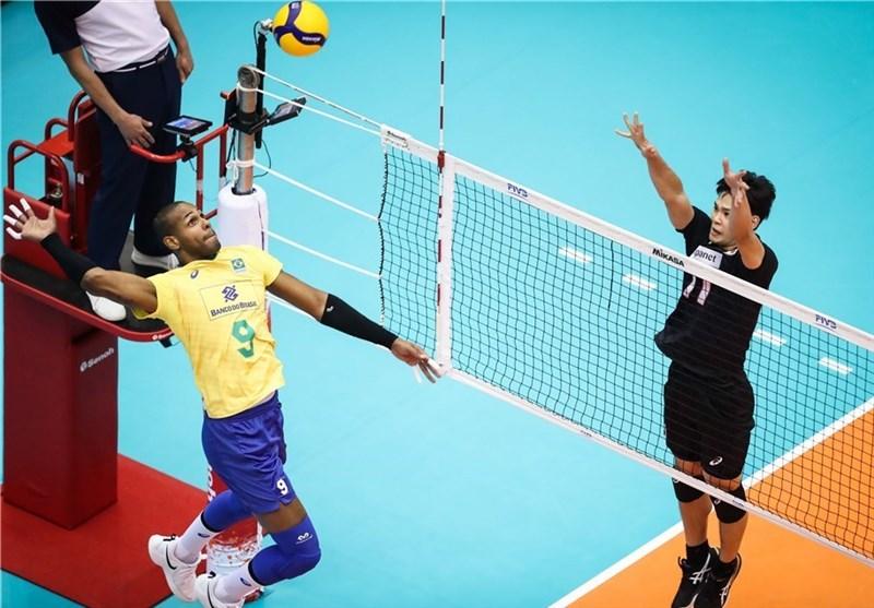 جام جهانی والیبال| برزیل برای سومین بار قهرمان شد/ صعود یک پلهای ایران در جدول