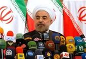 رئیس جمهور: راهی جز ایستادگی و مقاومت در برابر فشار دشمن نداریم