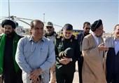 اخبار اربعین 98 | وزیر اطلاعات در مهران: زیرساختها در مرز مهران رشد چشمگیری داشته است