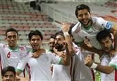 پیروزی تیم فوتبال امید در دیدار دوستانه با استرالیا