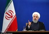 روحانی در نشست خبری: از طوفان تحریمها عبور کردیم/ فیلم شلیک به نفتکش ایرانی را داریم/پایان جنگ یمن گره روابط ایران و عربستان را باز میکند