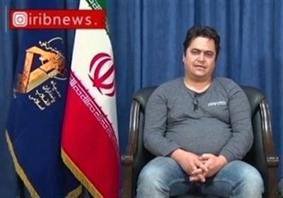 اولین فیلم بازداشت و اعترافات روح الله زم منتشر شد+ویدئو