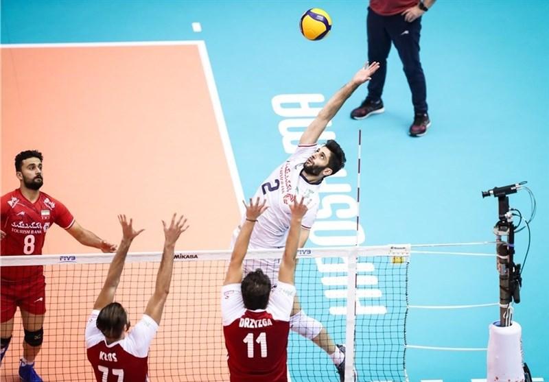 جام جهانی والیبال| پایان تلخ ایران با شکست مقابل لهستان