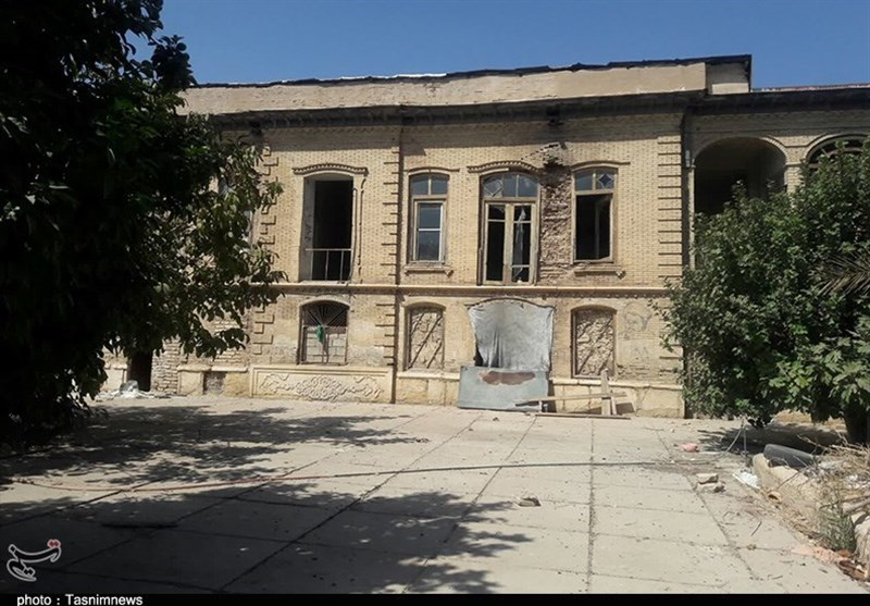 بافت تاریخی شیراز و مخروبهای به نام حسینیه «مشیر» + تصاویر