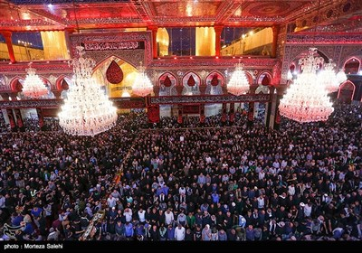 Imam Hussein (AS) Holy Shrine in Karbala