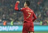 رونالدو: رکوردها دنبال من هستند، نه من دنبال آنها/ نمیدانم چند رکورد ثبت کردهام