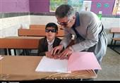 112 دانشآموز نابینا و کمبینا در کردستان تحصیل میکنند