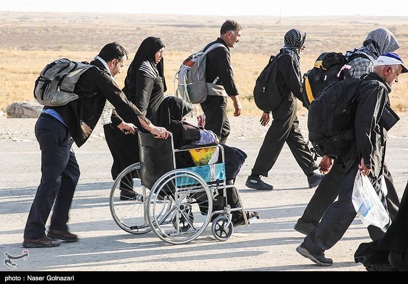 اخبار اربعین 98  تجهیز 15 سالن ورزشی برای اسکان اضطراری زائران در کرمانشاه