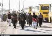 ترافیک سنگین در محور مهران-صالحآباد