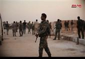 سوریه|موفقیت نیروهای ارتش در دفع حمله گروه های تروریستی در لاذقیه