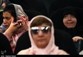 گلایه نابینایان از عدم حضور وزیر رفاه در مراسم روز جهانی نابینایان