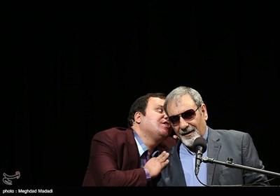 علیاکبر جمالی، رئیس هیأت مدیره و مدیرعامل انجمن نابینایان ایران