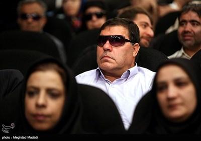 مراسم روز جهانی نابینایان