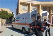 93 دستگاه آمبولانس در همدان بیماران را جابه جا میکنند