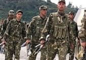 کشته شدن 25 نظامی الجزایر بر اثر آتشسوزی