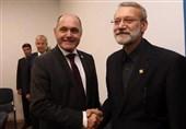 US Hindering Settlement of Iran-Saudi Tensions: Larijani