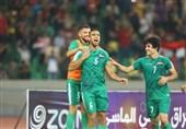 عراقیها در فاصله 5 روز تا دیدار با ایران عازم اردن شدند + عکس