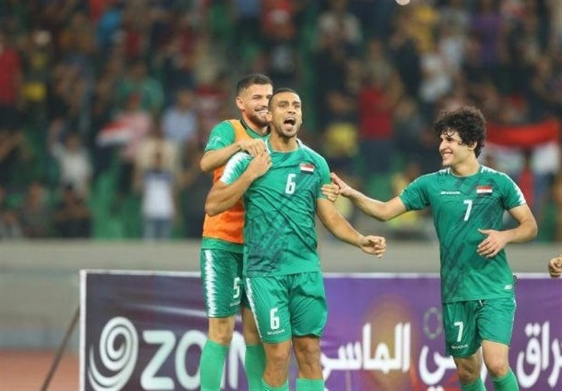 انتخابی جام جهانی 2022  عراق با شکست کامبوج، جای ایران را در صدر جدول گروه C گرفت