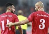 انتخابی جام جهانی 2022| عربستان در خاک فلسطین متوقف شد