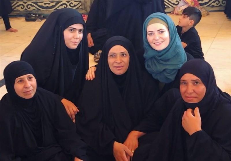 اربعین حسینی| راهپیمایی اربعین , عکاسی , هنرهای تجسمی , موکب تسنیم , امام حسین (ع) ,
