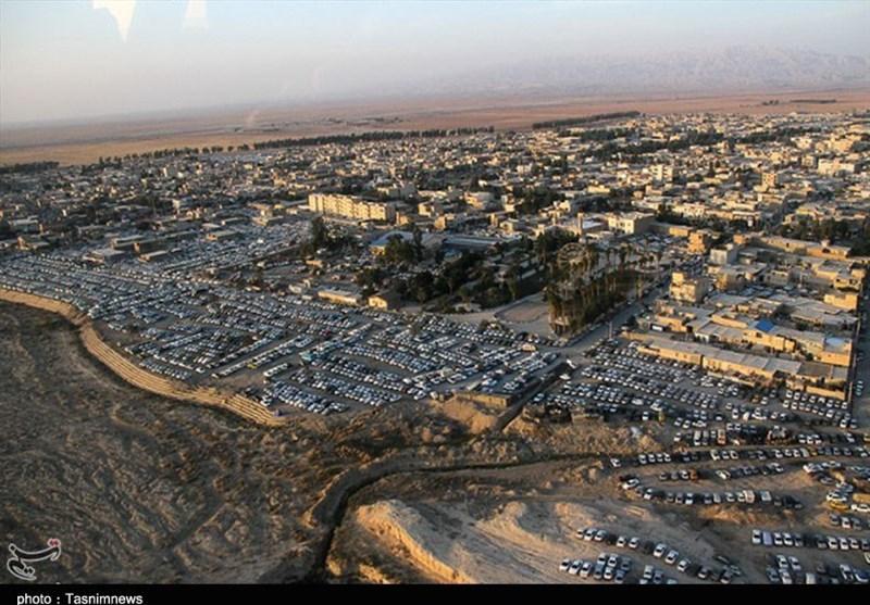 اخبار اربعین 98| مهران کوچک، پارکینگ بزرگ به روایت تصویر