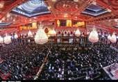 على أعتاب الأربعین ، أجواء مرقد الامام الحسین (ع ) فی کربلاء المقدسة
