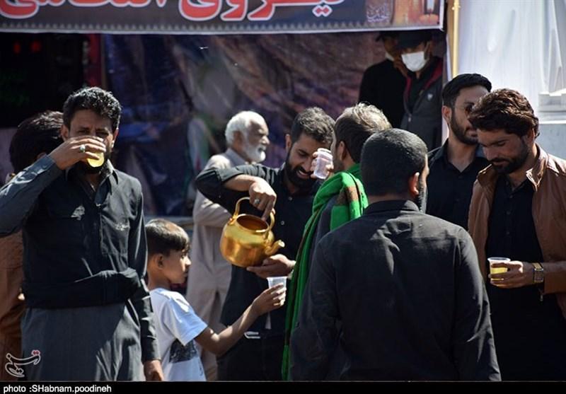 آغاز اعزام زائران پیاده استان گلستان به سمت مشهدالرضا؛ مشارکت 21 هیئت عزاداری