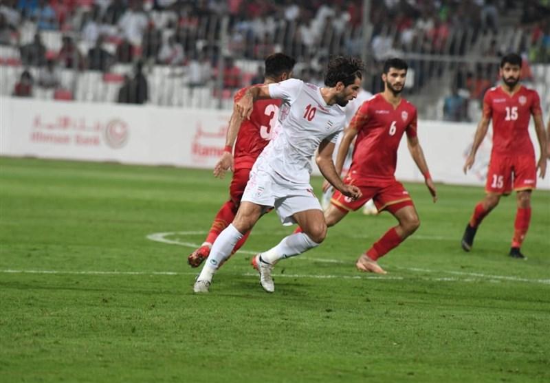 افاضلی: رقابت در تیم ملی باید بیشتر شود تا برخی احساس امنیت نکنند/ بازی با بحرین همیشه سخت بوده است