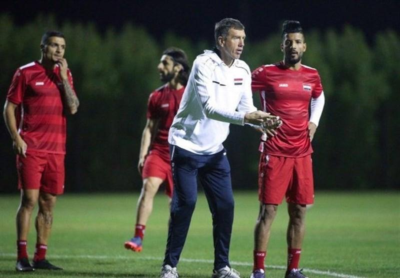 کاتانتس به دنبال استفاده از بازیکنان اروپایی برای بازی با ایران