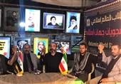 استقبال مسئولان ایرانی و عراقی از موکب دانشجویان جهان اسلام+عکس