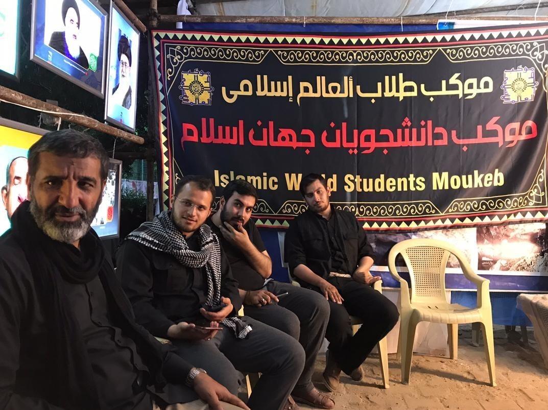 اربعین حسینی| راهپیمایی اربعین , تشکلهای دانشجویی , گروههای جهادی ,