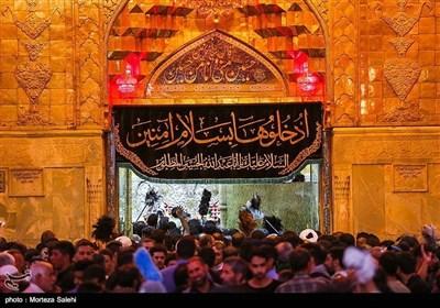 تازهترین اخبار اربعین 98|محورهای منتهی به مرز مهران عصر امروز یکطرفه میشود/خروج بیش از یک میلیون نفر با کمترین مشکل از مرزهای خوزستان + فیلم