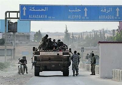 ارتش سوریه حمله گروههای مسلح تحت حمایت ترکیه به حومه حسکه را دفع کرد/ عقبنشینی کُردها از «راس العین»