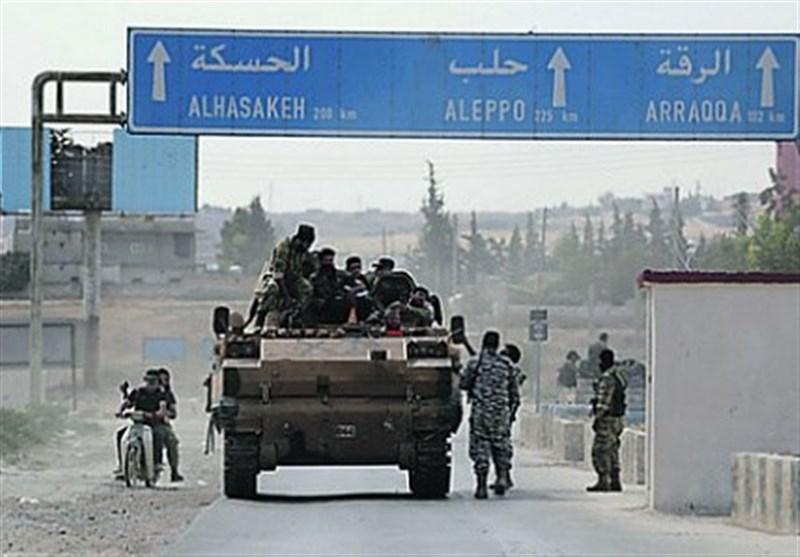 ارتش سوریه وارد عین العرب شد