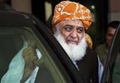 فضل الرحمان: تنها استعفای نخست وزیر کنونی پاکستان را میپذیریم