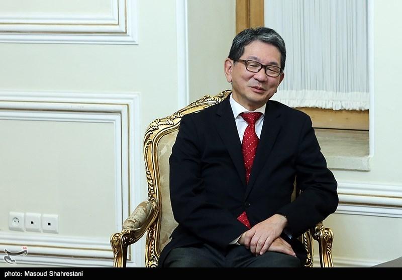 تاکئو موری معاون ارشد وزارت خارجه ژاپن