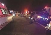 35 کشته در جریان تصادف خونین اتوبوس عمرهگزاران در مدینه منوره