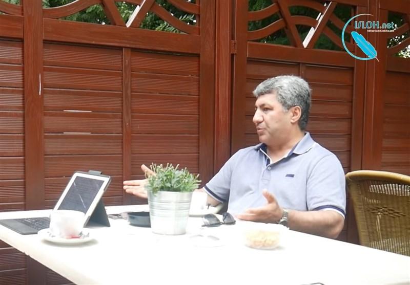 گزارش| افشای بخشهایی از مکالمه رهبر اپوزیسیون و رئیس کمیته امنیت تاجیکستان