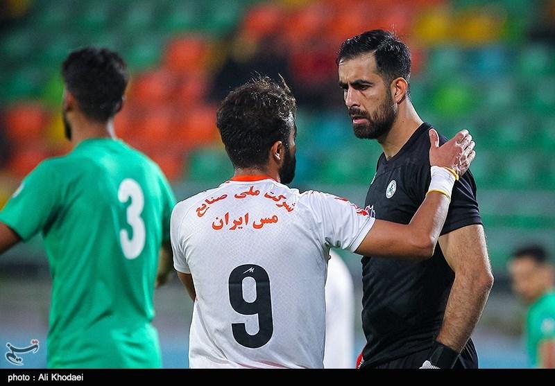 صادقی: رفتاری که با من شد یک علامت سؤال بزرگ در ذهنم ایجاد کرده است/ به احترام منصوریان و باشگاه در تمرینات شرکت نمیکنم